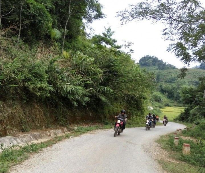 Motorbike Tour in Vietnam