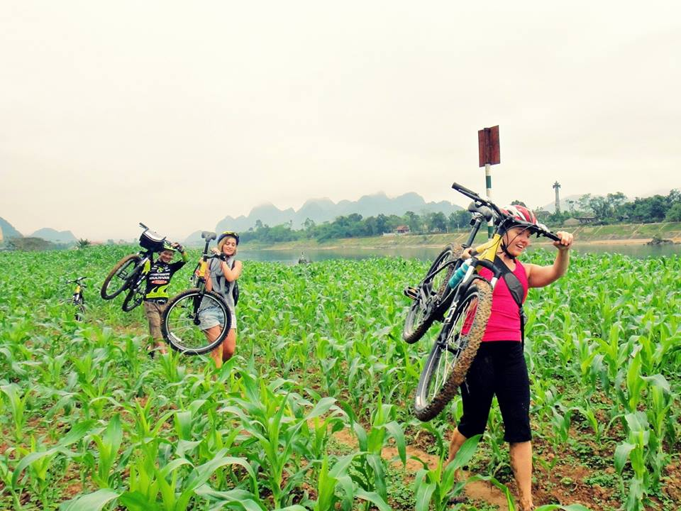 Adventure Bicycle Tour
